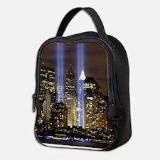 NewYork021 Neoprene Lunch Bag