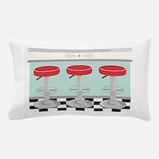 Barstool Seats Pillow Case