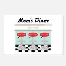 Mom's Diner Postcards (Package of 8)