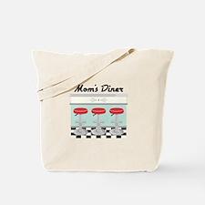 Mom's Diner Tote Bag