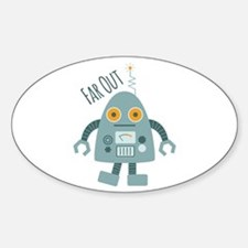 Far Out Decal