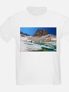 Dolomiti - lake Pisciadu T-Shirt