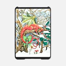 Snow dragon iPad Mini Case