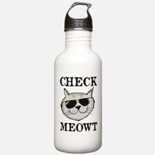 Check Meowt Water Bottle