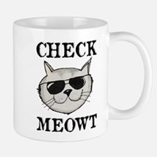 Check Meowt Mugs