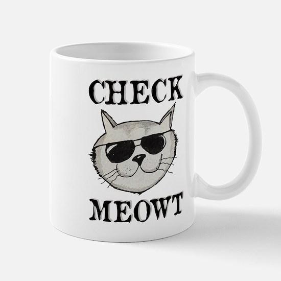 Check Meowt Mugs
