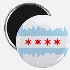 Funny Chicago Magnet