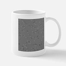 Gray Mosaic Mug