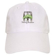 PITTS family reunion (tree) Baseball Cap