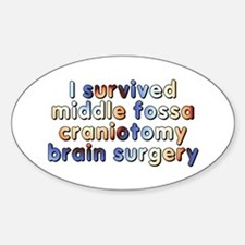 Middle fossa craniotomy - Decal