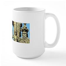 Cathedral of Santiago de Compostela, Spain, E Mugs