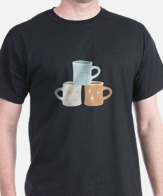 Coffee Mugs T-Shirt