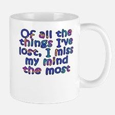 Of all the things I've lost - Mug