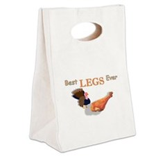 Cute Gobble gobble day Canvas Lunch Tote