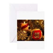 Cute Patriotic christmas Greeting Cards (Pk of 20)