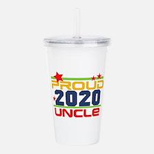 2016 Proud Uncle Acrylic Double-wall Tumbler