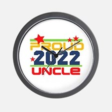 2016 Proud Uncle Wall Clock