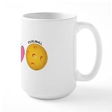 PeaceLovePickleball Mug