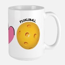PeaceLovePickleball Mug