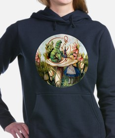 ALICE_8_10x14 Women's Hooded Sweatshirt