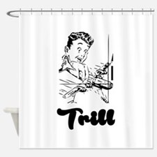 Trill Shower Curtain