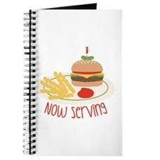 Now Serving Journal