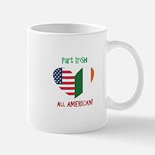 Cute All american irish wolfhound Mug