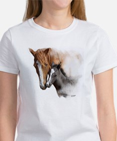 A Mothers Love Mare and Foal Tee