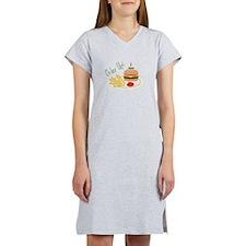 Order Up! Women's Nightshirt