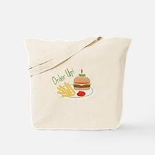 Order Up! Tote Bag