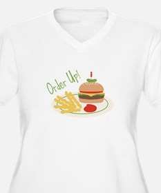 Order Up! Plus Size T-Shirt
