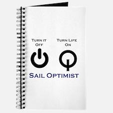 Opti Sailing Journal