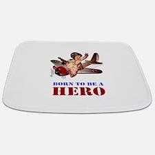 BORN TO BE A HERO Bathmat