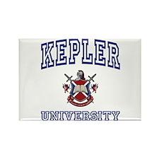 KEPLER University Rectangle Magnet