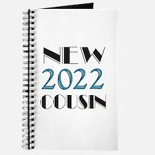 Blue New Cousin 2016 Journal
