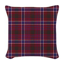 Tartan - MacRae Woven Throw Pillow