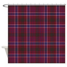 Tartan - MacRae Shower Curtain