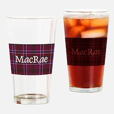 Tartan - MacRae Drinking Glass