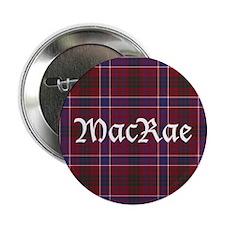 "Tartan - MacRae 2.25"" Button"
