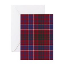 Tartan - MacRae Greeting Card