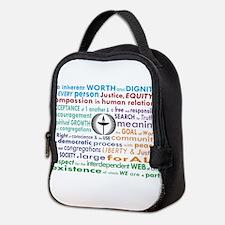 Uu 7 Principles Neoprene Lunch Bag
