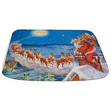 Santa Claus 60_10x14L.png Bathmat