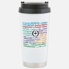 UU 7 Principles Travel Mug