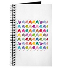 Colorful Badminton Journal