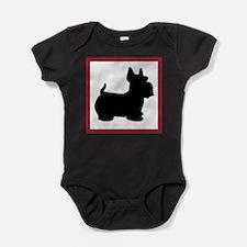 blackscttynew.png Baby Bodysuit