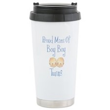 Cute Grandmas boy Travel Mug