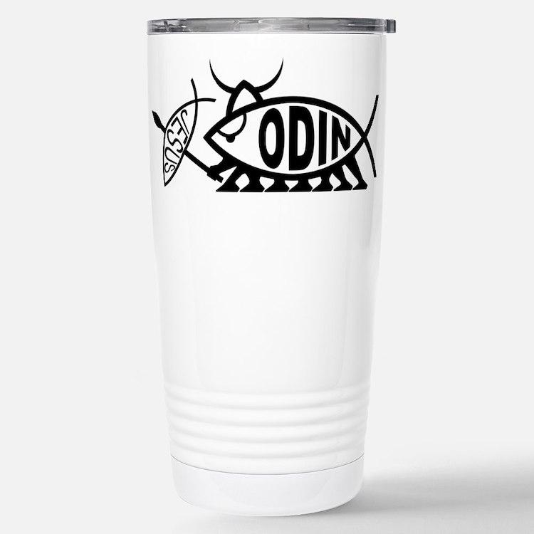 Cute Norse mythology Travel Mug