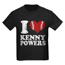 I Love Kenny Powers Eastbound and Down T-Shirt