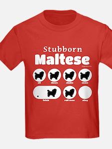 Stubborn Maltese v2 T