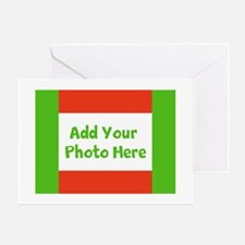 CUSTOMIZE with Your Photo Holiday Greeting Cards